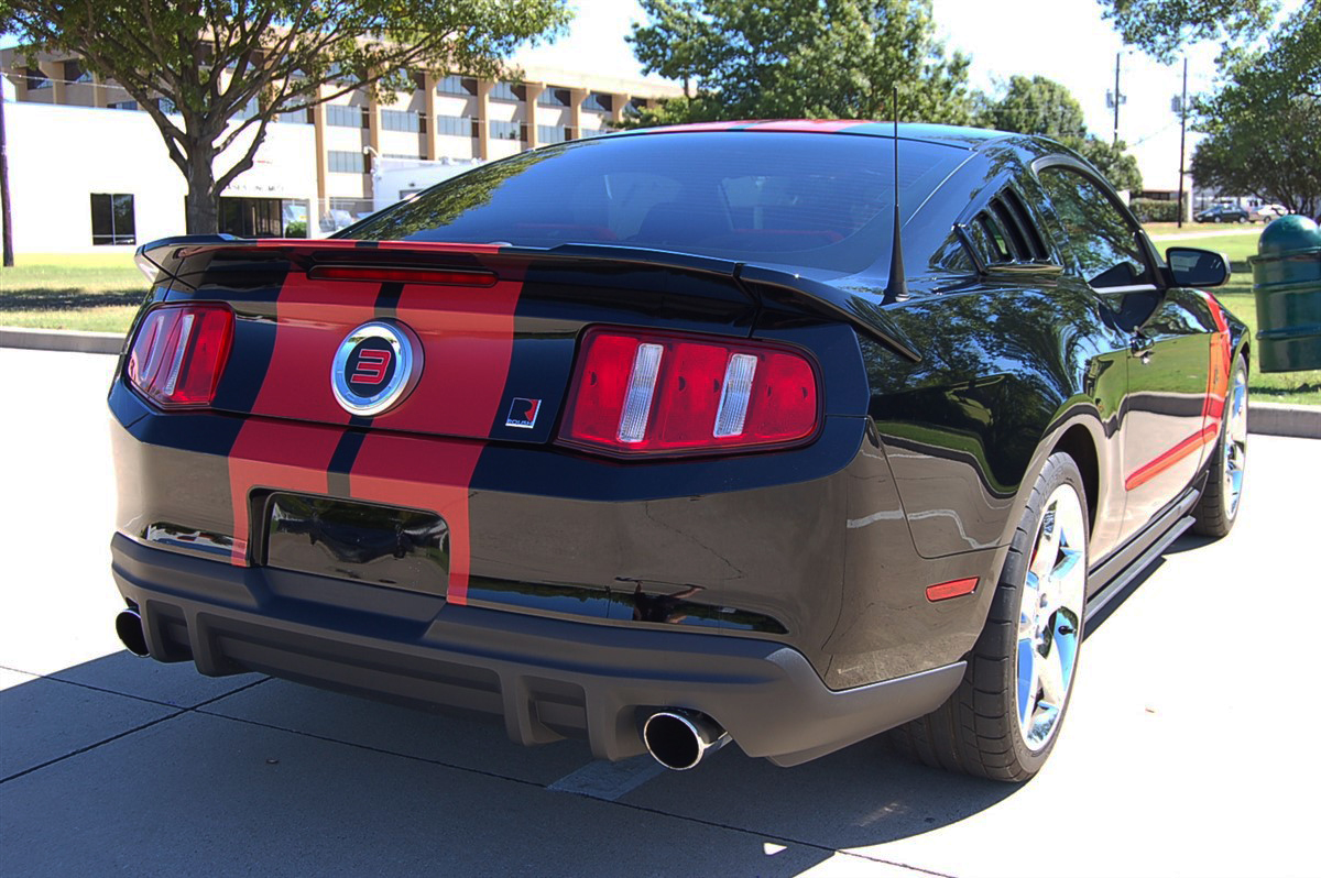 2010 Ford Mustang 1 of 1 STAGE 3 ROUSH  in Garland, Texas