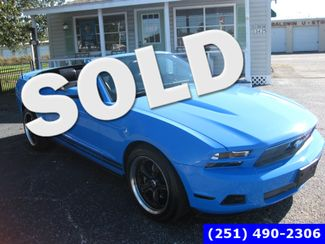 2010 Ford Mustang Convertible  | LOXLEY, AL | Downey Wallace Auto Sales in Mobile AL