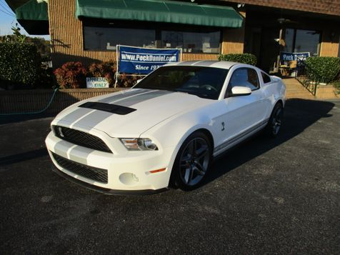 2010 Ford Mustang GT500 in Memphis, Tennessee