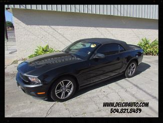 2010 Ford Mustang Convertible! Leather! Very Clean! New Orleans, Louisiana 1