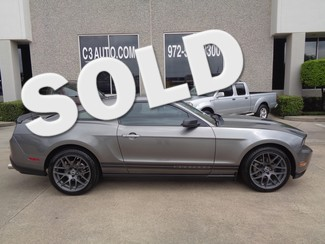 2010 Ford Mustang in Plano Texas