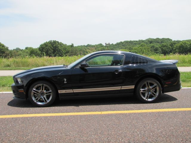 2010 Ford Mustang GT500 St. Louis, Missouri 8
