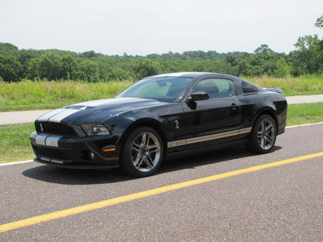 2010 Ford Mustang GT500 St. Louis, Missouri 9