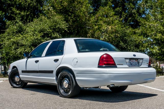 2010 Ford Police Interceptor  - AUTO - 127K MILES - PWR WINDOWS Reseda, CA 7