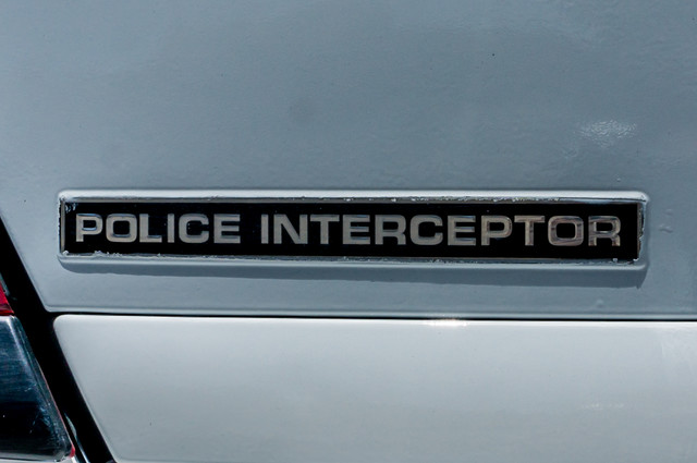 2010 Ford Police Interceptor  - AUTO - 127K MILES - PWR WINDOWS Reseda, CA 41