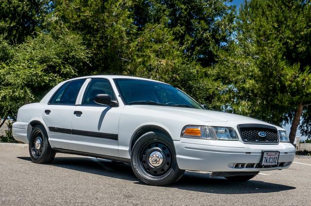 2010 Ford Police Interceptor  - AUTO - 127K MILES - PWR WINDOWS Reseda, CA 4