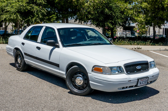 2010 Ford Police Interceptor  - AUTO - 127K MILES - PWR WINDOWS Reseda, CA 38