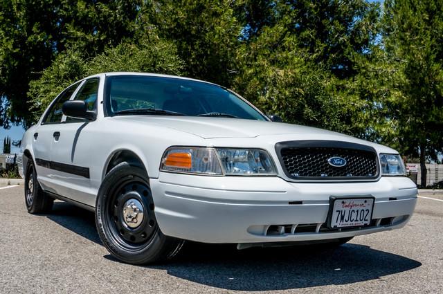 2010 Ford Police Interceptor  - AUTO - 127K MILES - PWR WINDOWS Reseda, CA 39