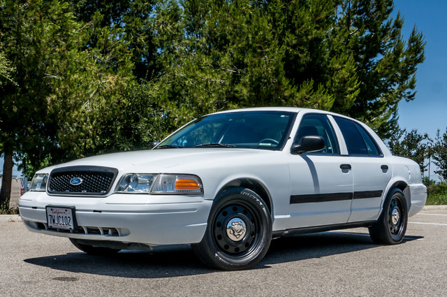 2010 Ford Police Interceptor  - AUTO - 127K MILES - PWR WINDOWS Reseda, CA 2