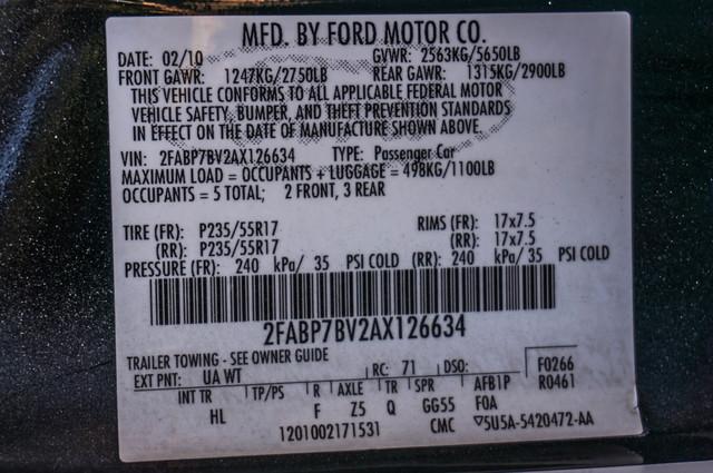 2010 Ford Police Interceptor  - AUTO - 127K MILES - PWR WINDOWS Reseda, CA 34