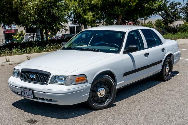 2010 Ford Police Interceptor  - AUTO - 127K MILES - PWR WINDOWS Reseda, CA 1