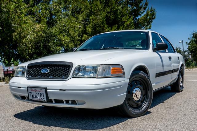 2010 Ford Police Interceptor  - AUTO - 127K MILES - PWR WINDOWS Reseda, CA 35