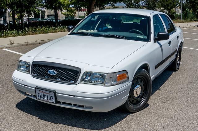 2010 Ford Police Interceptor  - AUTO - 127K MILES - PWR WINDOWS Reseda, CA 36