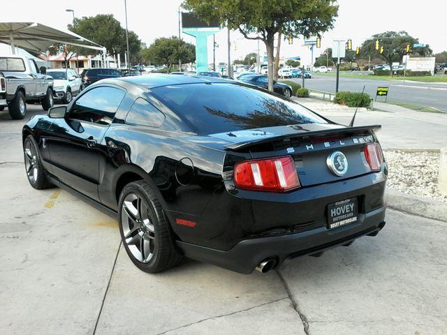 2010 Ford Shelby GT500 San Antonio, Texas 8