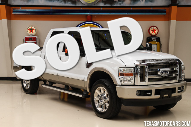 2010 Ford Super Duty F-250 King Ranch This 2010 Ford Super Duty F-250 SRW King Ranch is in great s