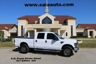 2010 Ford F250 Crew Xlt 4wd 6.4 Diesel Custom Leather PWR SEAT LEVELED 35 TOYOS 18 OUTLAW RIMS LOADED CLEAN CAR FAX SERVICED DETAILED READY TO GEAUX | Baton Rouge , Louisiana | Saia Auto Consultants LLC-[ 2 ]