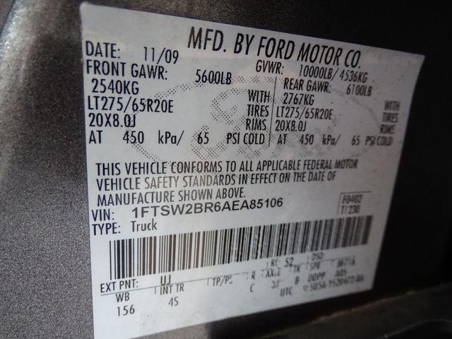 2010 Ford Super Duty F-250 SRW Lariat Corpus Christi, Texas 45