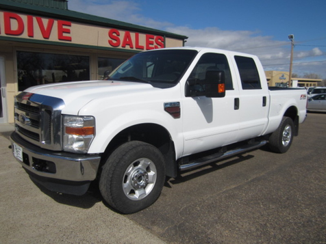 2010 Ford Super Duty F-250 SRW XLT in Glendive, MT