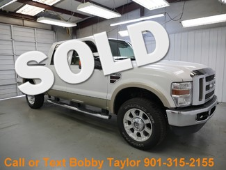 2010 Ford F-250 Lariat in Memphis Tennessee