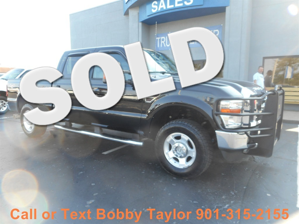 2010 Ford Super Duty F-250 SRW XLT in Memphis Tennessee