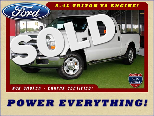 2010 Ford Super Duty F-250 SRW XLT Crew Cab RWD - POWER EVERYTHING! Mooresville , NC 0