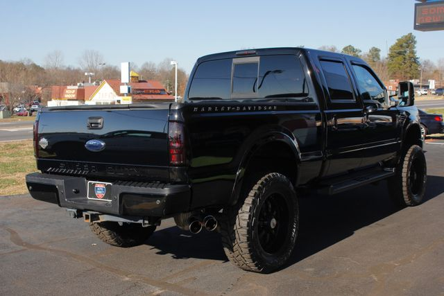 2010 Ford Super Duty F-250 SRW Harley-Davidson Crew Cab 4x4 - LIFTED - EXTRA$! Mooresville , NC 23