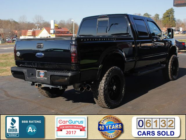 2010 Ford Super Duty F-250 SRW Harley-Davidson Crew Cab 4x4 - LIFTED - EXTRA$! Mooresville , NC 2