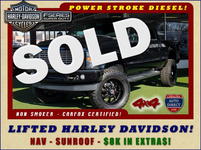 2010 Ford Super Duty F-250 SRW Harley-Davidson Crew Cab 4x4 - LIFTED - EXTRA$! Mooresville , NC 0