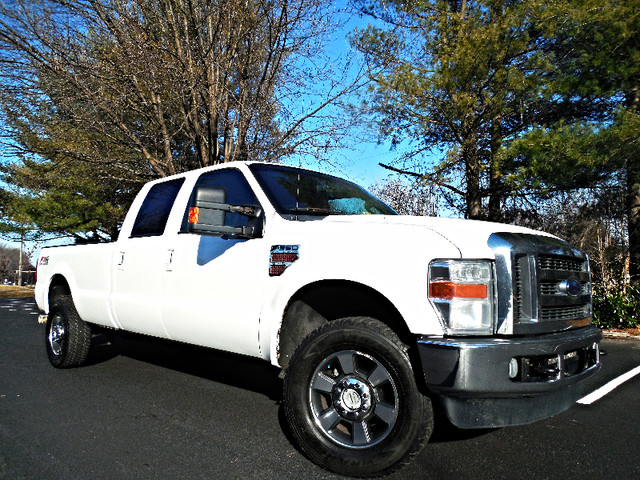 2010 Ford Super Duty F-350 SRW Lariat Leesburg, Virginia 0