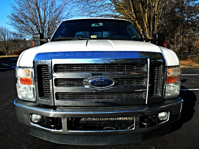 2010 Ford Super Duty F-350 SRW Lariat Leesburg, Virginia 6