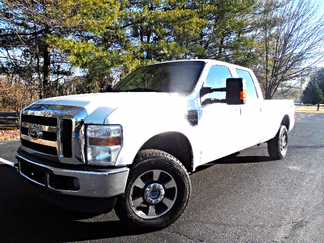2010 Ford Super Duty F-350 SRW Lariat Leesburg, Virginia 1