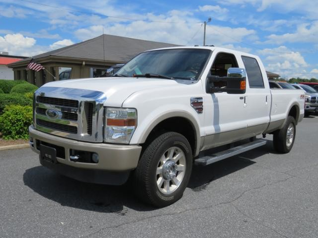2010 Ford Super Duty F-350 SRW King Ranch | Mooresville, NC | Mooresville Motor Company in Mooresville NC