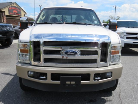 2010 Ford Super Duty F-350 SRW King Ranch | Mooresville, NC | Mooresville Motor Company in Mooresville, NC