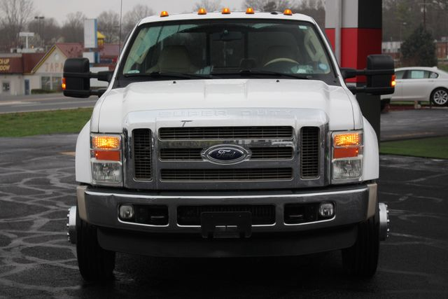 2010 Ford Super Duty F-450 Pickup Lariat Crew Cab Long Bed 4x4 - NAV - SUNROOF! Mooresville , NC 18