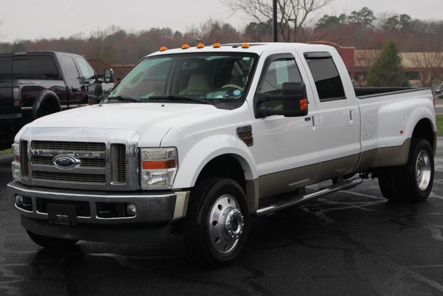 2010 Ford Super Duty F-450 Pickup Lariat Crew Cab Long Bed 4x4 - NAV - SUNROOF! Mooresville , NC 25