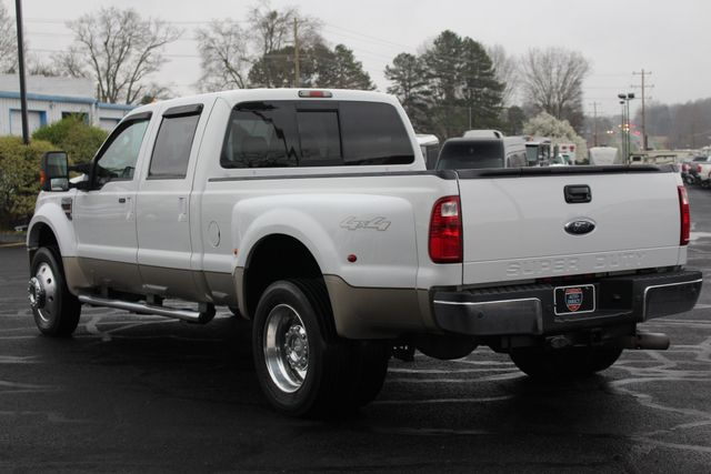 2010 Ford Super Duty F-450 Pickup Lariat Crew Cab Long Bed 4x4 - NAV - SUNROOF! Mooresville , NC 27