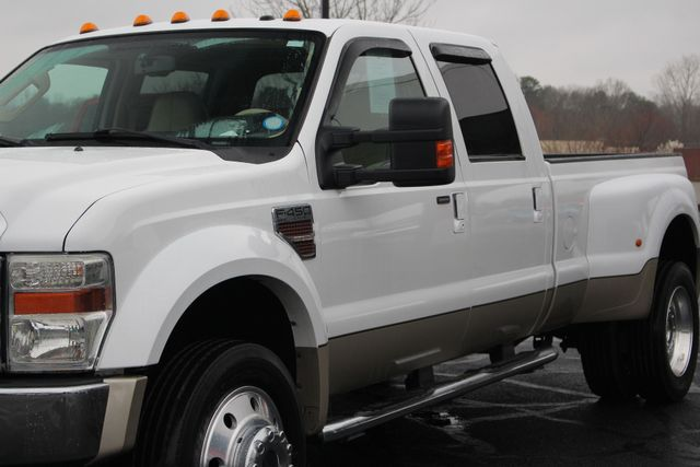 2010 Ford Super Duty F-450 Pickup Lariat Crew Cab Long Bed 4x4 - NAV - SUNROOF! Mooresville , NC 29