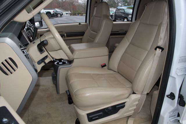 2010 Ford Super Duty F-450 Pickup Lariat Crew Cab Long Bed 4x4 - NAV - SUNROOF! Mooresville , NC 10