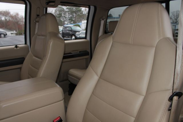 2010 Ford Super Duty F-450 Pickup Lariat Crew Cab Long Bed 4x4 - NAV - SUNROOF! Mooresville , NC 31