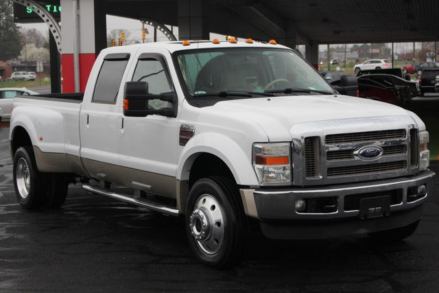 2010 Ford Super Duty F-450 Pickup Lariat Crew Cab Long Bed 4x4 - NAV - SUNROOF! Mooresville , NC 24
