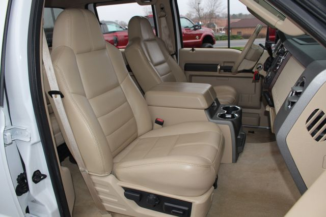 2010 Ford Super Duty F-450 Pickup Lariat Crew Cab Long Bed 4x4 - NAV - SUNROOF! Mooresville , NC 15