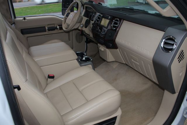 2010 Ford Super Duty F-450 Pickup Lariat Crew Cab Long Bed 4x4 - NAV - SUNROOF! Mooresville , NC 35