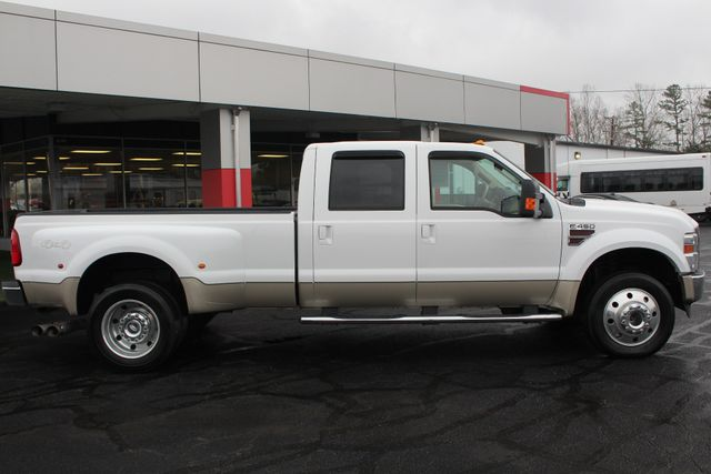 2010 Ford Super Duty F-450 Pickup Lariat Crew Cab Long Bed 4x4 - NAV - SUNROOF! Mooresville , NC 16