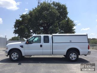 2010 Ford Super Duty F250 Extended CabXLT 5.4L V8 Propane | American Auto Brokers San Antonio, TX in San Antonio Texas