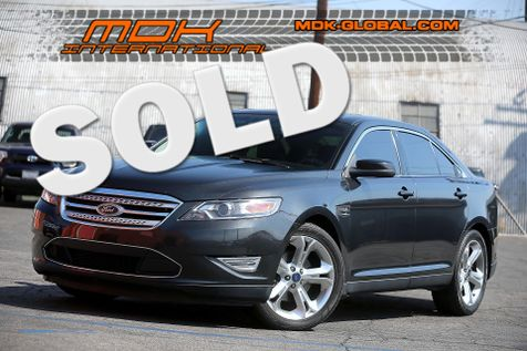 2010 Ford Taurus SHO - 365HP TWIN TURBO - Navigation in Los Angeles