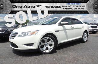 2010 Ford Taurus SEL Sunroof Clean Carfax We Finance | Canton, Ohio | Ohio Auto Warehouse LLC in  Ohio