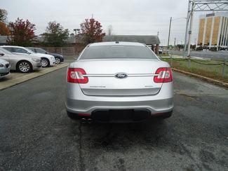 2010 Ford Taurus SEL Charlotte, North Carolina 4