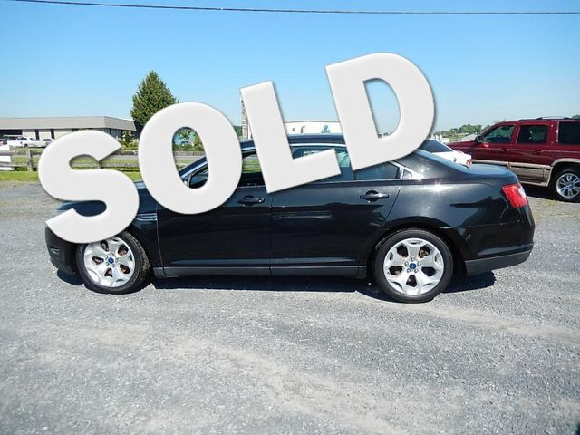 2010 Ford Taurus SEL | Harrisonburg, VA | Armstrong's Auto Sales in Harrisonburg VA