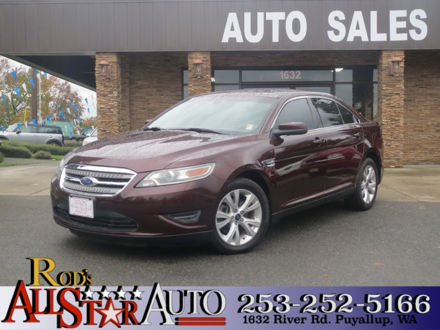 2010 Ford Taurus SEL The CARFAX Buy Back Guarantee that comes with this vehicle means that you can