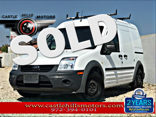 2010 Ford Transit Connect XL | Lewisville, Texas | Castle Hills Motors in Lewisville Texas